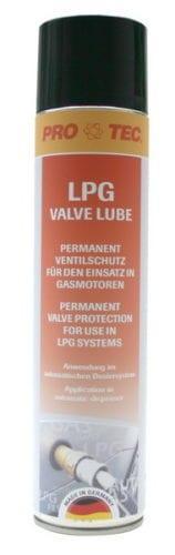 Смазка клапанов LPG