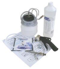 Очищающий аппарат для кондиционеров