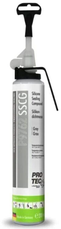 Уплотнитель-прокладка силиконовый, серый